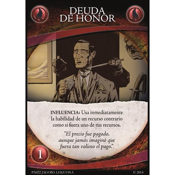 deuda de honor lekuona
