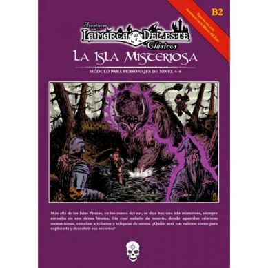 la-isla-misteriosa cover