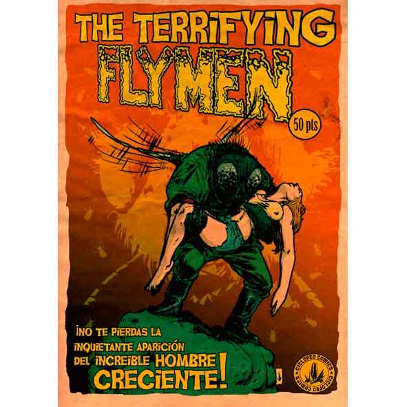 fan-art--ilustración-de-el-hombre-mosca